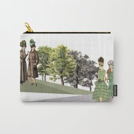 EL PASEO DOMINGUERO (THE SUNDAY STROLL) Carry-All Pouch