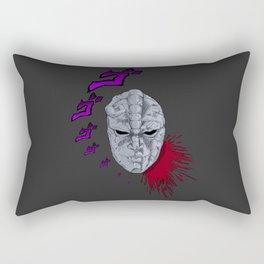 JoJo's Bizarre Adventure Stone Mask Rectangular Pillow
