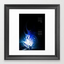 Binarygrowth 81 Framed Art Print