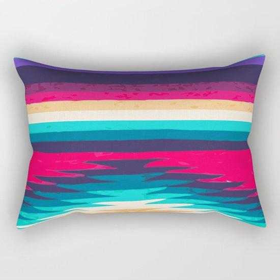 SURF GIRL Rectangular Pillow
