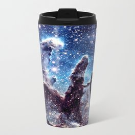 Pillars of Creation Smokey Blues Travel Mug
