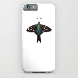 Long-tailed Skipper (Urbanus proteus) iPhone Case