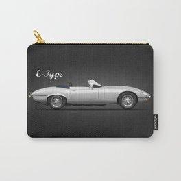 Jaguar E-Type Roadster Carry-All Pouch