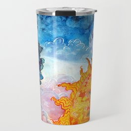 The tale of the sun and moon Travel Mug