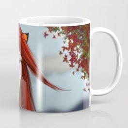 Aki no Kitsune Coffee Mug