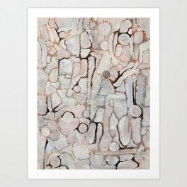 Compartmentalize Art Print