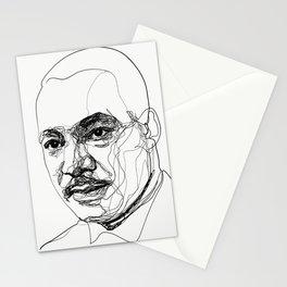 Martin L. King Jr. Stationery Cards