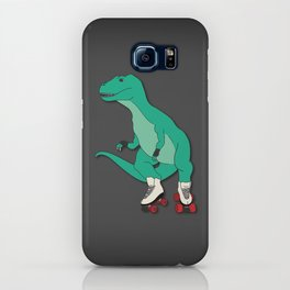 Tyrollersaurus Rex iPhone Case