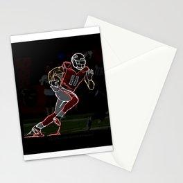 ATL Footballer Lightpaint Stationery Cards