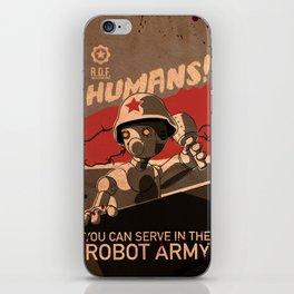 Propaganda Series 6 iPhone Skin
