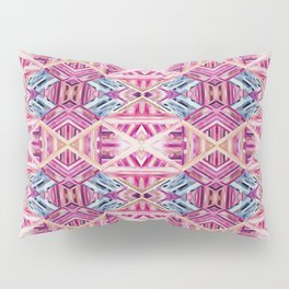 LINEA 019 Abstract Collage Pillow Sham