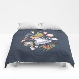 Alice in Wonderland Comforters