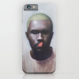 Blonde (Frank) iPhone Case