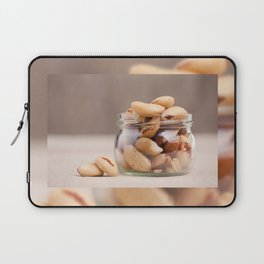 Brazil nuts from Bertholletia excelsa Laptop Sleeve