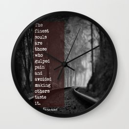 The Finest Souls Wall Clock
