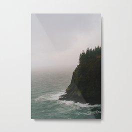 Oregon Coast: IV // Oregon Metal Print