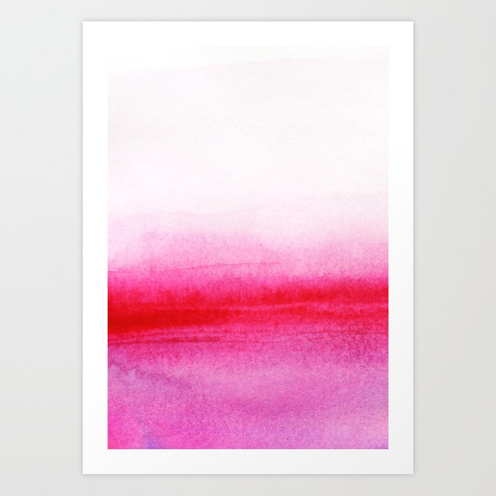 Beautiful Horizon Art Print