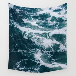 Ocean Marble #texture Wall Tapestry