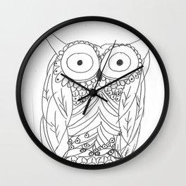 Hoo Wall Clock