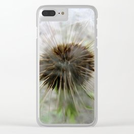The Seed Maker Clear iPhone Case