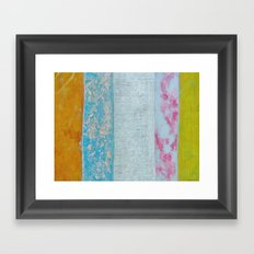 no. 10 of 10 Framed Art Print