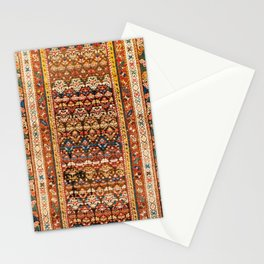 Azerbaijan  Antique North West Persian Gallery Rug Stationery Cards