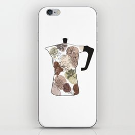 coffee maker iPhone Skin