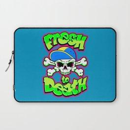 Fresh to Death Laptop Sleeve