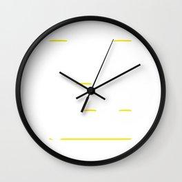 Rescued a Miniature Pinscher Wall Clock
