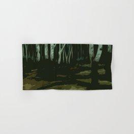 Trees Hand & Bath Towel