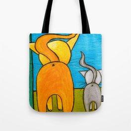 Kitty Butties Tote Bag