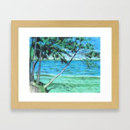 Lakeland 3 Framed Art Print