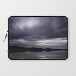 Angry Clouds Laptop Sleeve