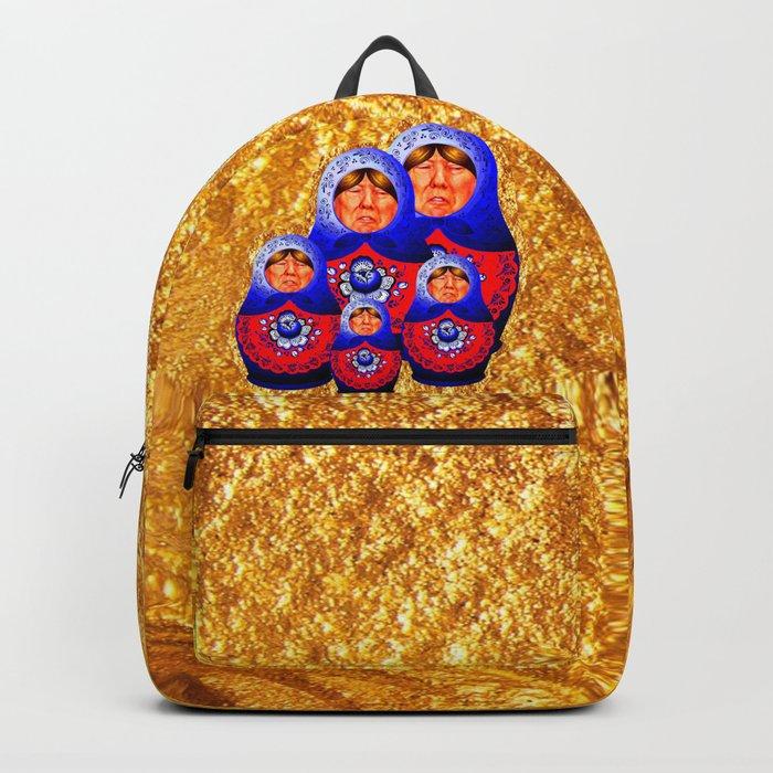 Trampbushka   Funny   Comedy Backpack