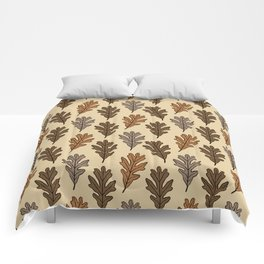 The Oak Leaves Comforters