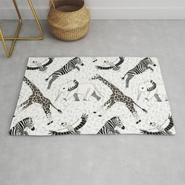 wild and free safari Rug
