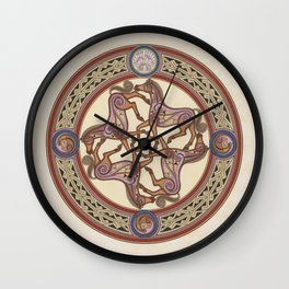 Galicia Wall Clock