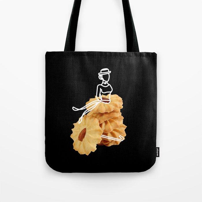 Parasol Cookies Tote Bag
