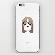 Pedigree: Beagle iPhone & iPod Skin