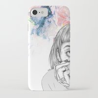 creativity iPhone & iPod Cases featuring Creativity by p-antiscians