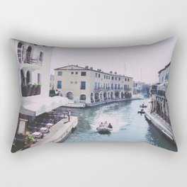 Holiday in the Sun Rectangular Pillow
