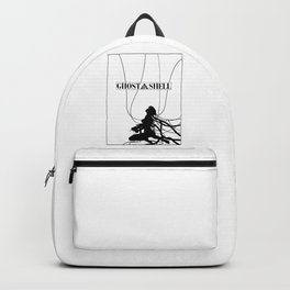 Ghost In The Shell (w/ Frame) Backpack