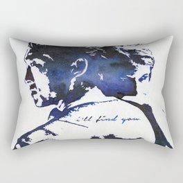 Glenn & Maggie Rectangular Pillow
