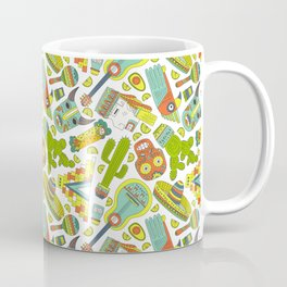 Viva Mexico Coffee Mug