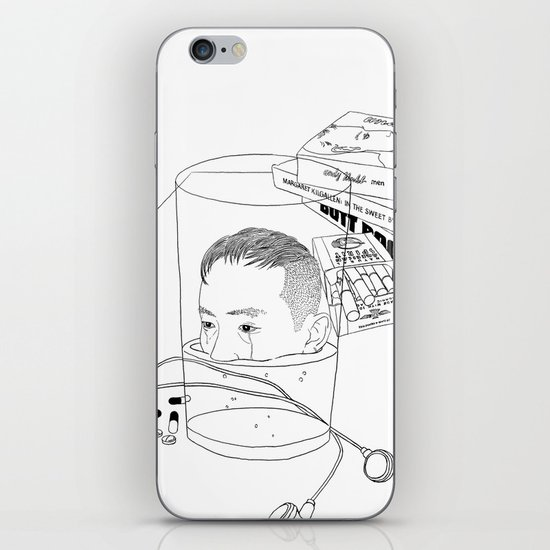 Life After You iPhone & iPod Skin