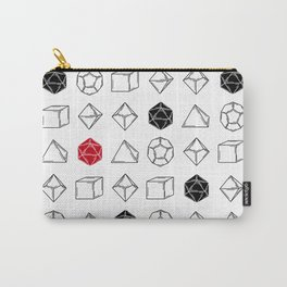 Dungeons and Dragons Dice Carry-All Pouch