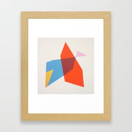 Abstract No. 7 Framed Art Print
