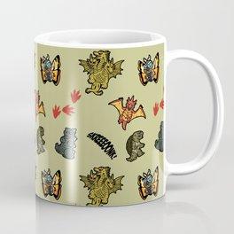 Kaiju Party Coffee Mug