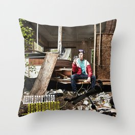 Vegas Fame Index  - Leisureland Throw Pillow