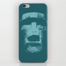 Maoi Head iPhone & iPod Skin